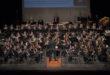 L'Agrupació Musical Ontinyent rep homenatge a Santa Cecília viatjant pel mar a través de la música