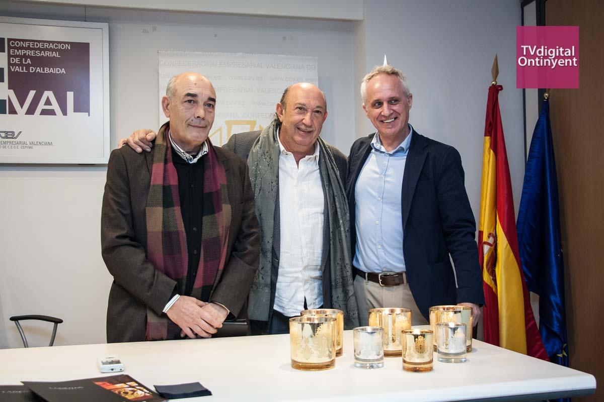 Francis Montesinos presenta un nou projecte a Ontinyent