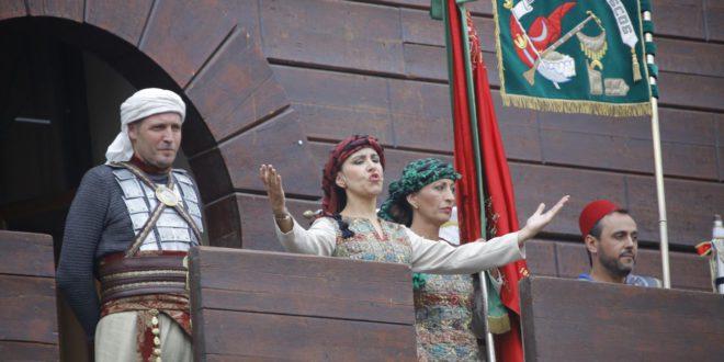 Compromís per Ontinyent celebra la declaració de Bé d'Interés Cultural de les Ambaixades i la Baixà del Crist de les Festes de Moros i Cristians