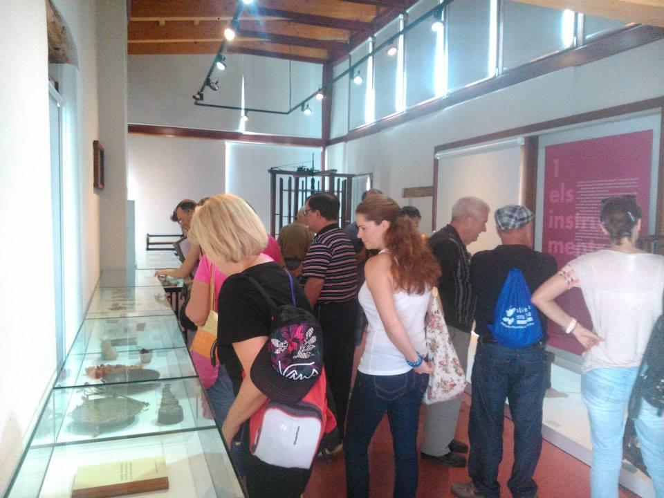 La Vall d'Albaida se suma al Dia Internacional dels Museus
