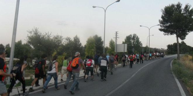 L'Ajuntament i el Centre Excursionista d'Ontinyent organitzen una marxa nocturna a la llum de la lluna