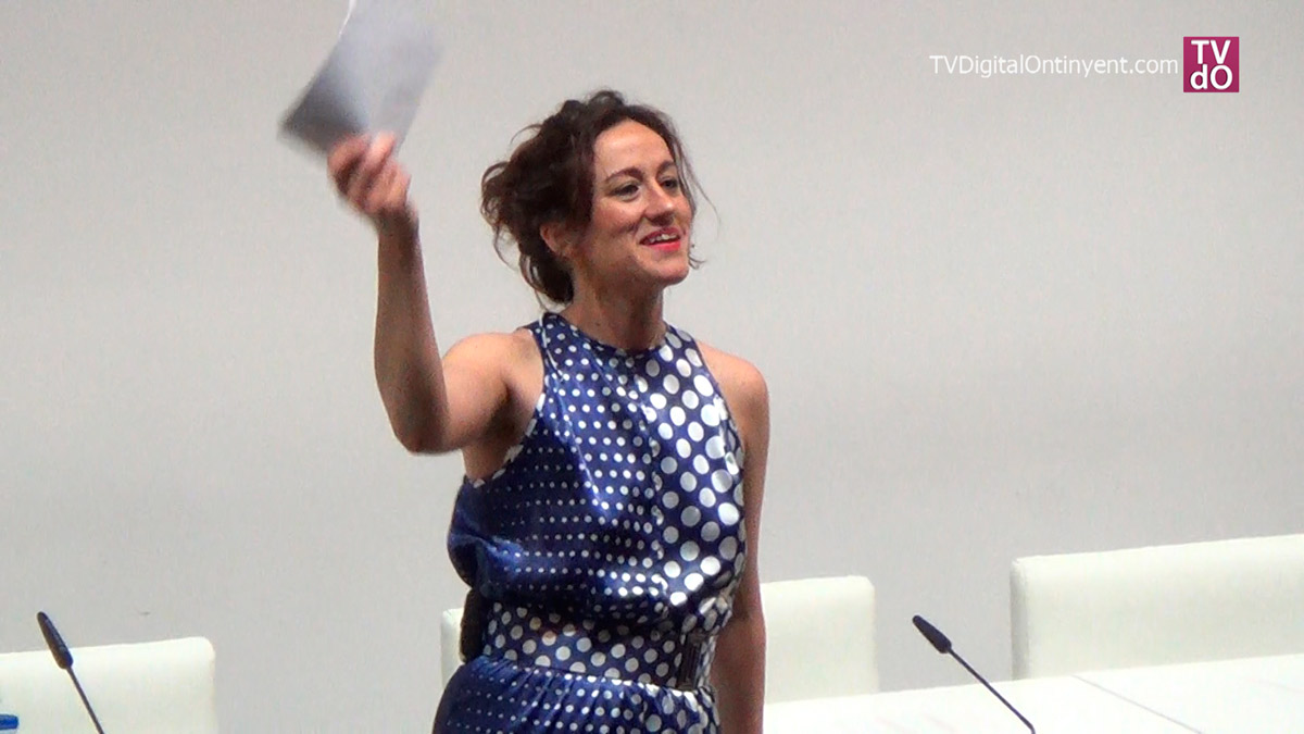 L'ontinyentina Maria Juan, amb nou espectacle, primera confirmació del Fes la mona 2018