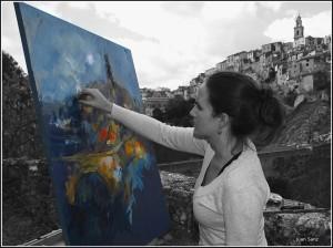 La dona i l'art