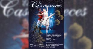 """Masters Ballet porta a Ontinyent el seu espectacle """"El Cascanueces"""""""