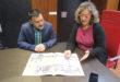 Els ajuntaments d'Ontinyent i Pontevedra intercanvien experiències en matèria educativa