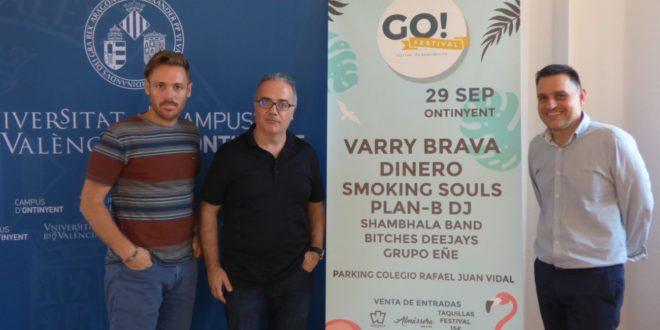 """""""Go!Festival"""" el festival de música per a l'inici del curs universitari d'Ontinyent"""
