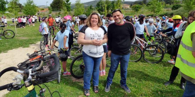 Un recorregut pels diferents barris d'Ontinyent celebrarà el Dia Mundial de la Bicicleta