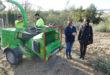 """Medi Ambient s'interessa pel servei de trituració  """"in situ"""" de restes agrícoles"""