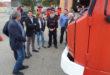 Diputació cedeix un camió de bombers als voluntaris de Mariola Verda per a millorar la seua resposta davant incendis