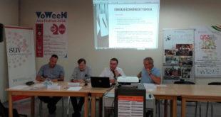 Les polítiques econòmiques d'Ontinyent es presenten com a exemple de gestió a la Universitat d'Alacant