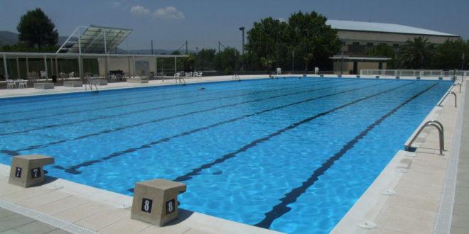 """Obertes les inscripcions per al """"Estiu Esportiu"""" i els cursets estivals de natació"""