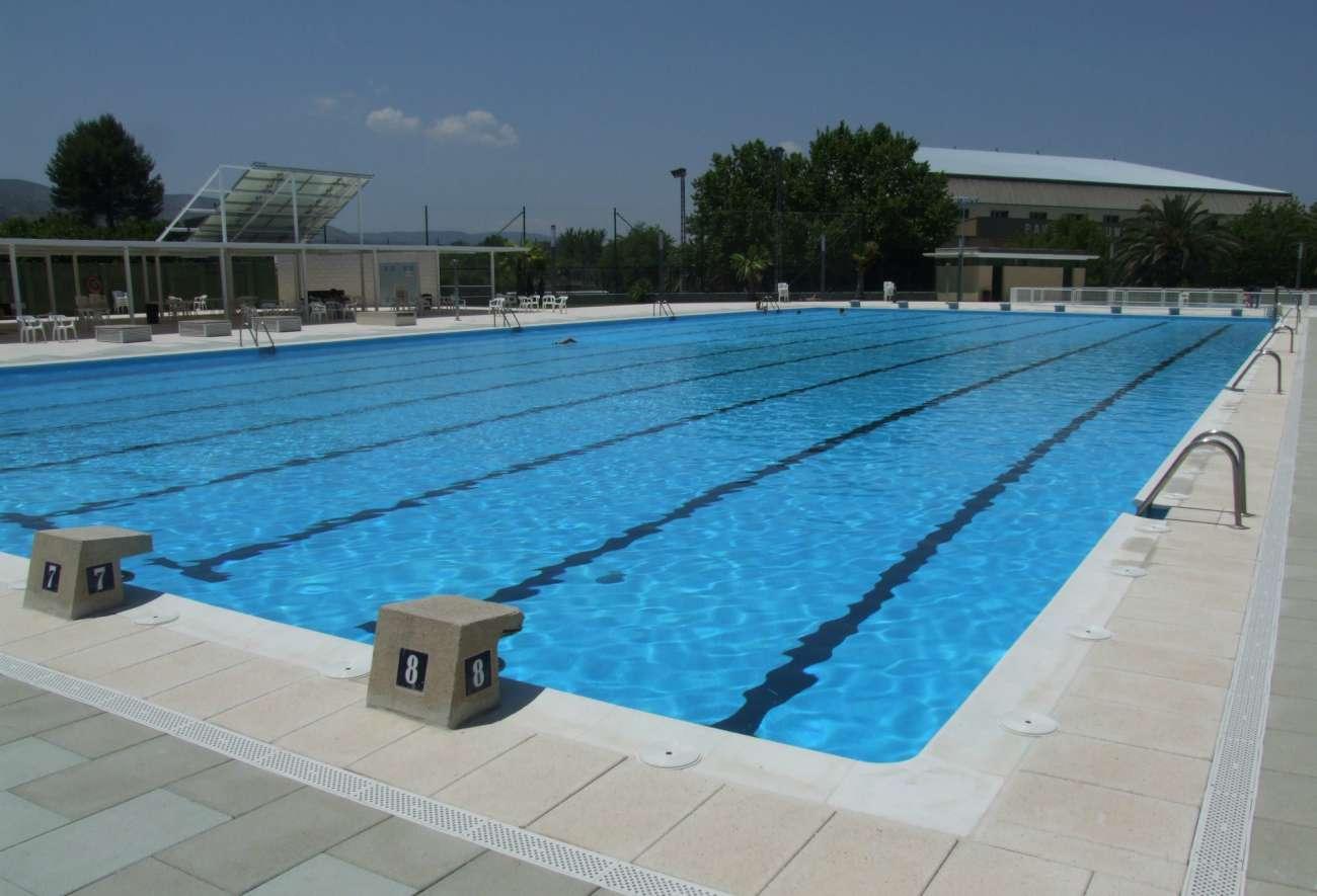 Opinió d'Elvira Beneyto sobre la piscina d'Ontinyent