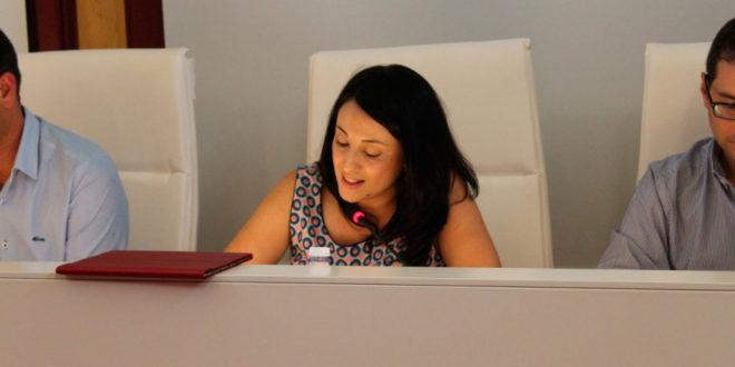 Rebeca Torró assumeix la vicepresidència 2ª i la gestió de l'àrea d'Hisenda de la Diputació