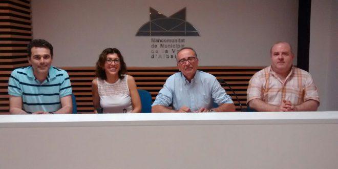 L'IEVA presenta el jurat de l'11è Premi d'Investigació La Vall d'Albaida