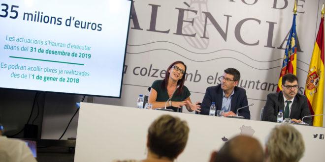 Diputació destina més de 3,4 milions d'euros als municipis de la Vall d'Albaida