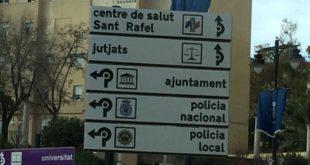 Ontinyent renova la senyalítica urbana amb 100 noves plaques informatives