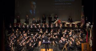 El concert de la Unió Artística Musical tanca els actes del Mig Any Fester 2017