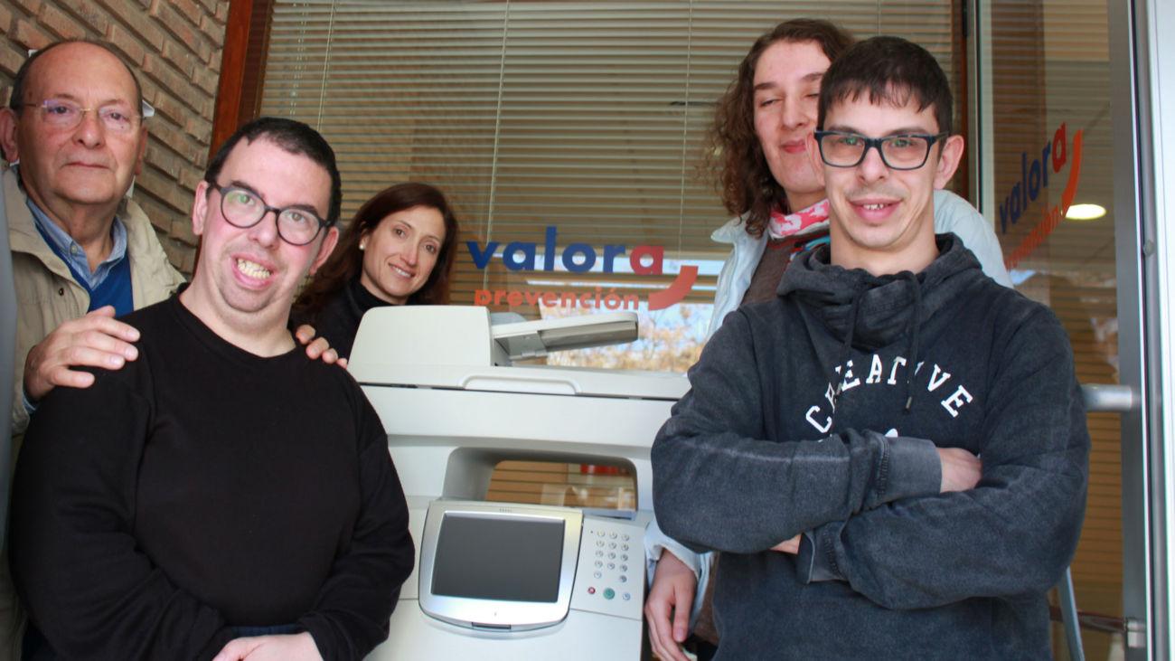 Valora prevenci n d na una fotocopiadora a la fundaci tr vol tv digital ontinyent - Piscina coberta ontinyent ...