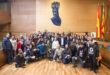 El alumnes de formació del Trèvol visiten la Diputació