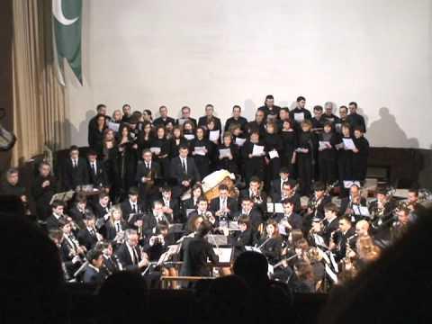 La Unió Musical d'Albaida L'Aranya participa en el Certamen de Música Festera d'Altea La Vella