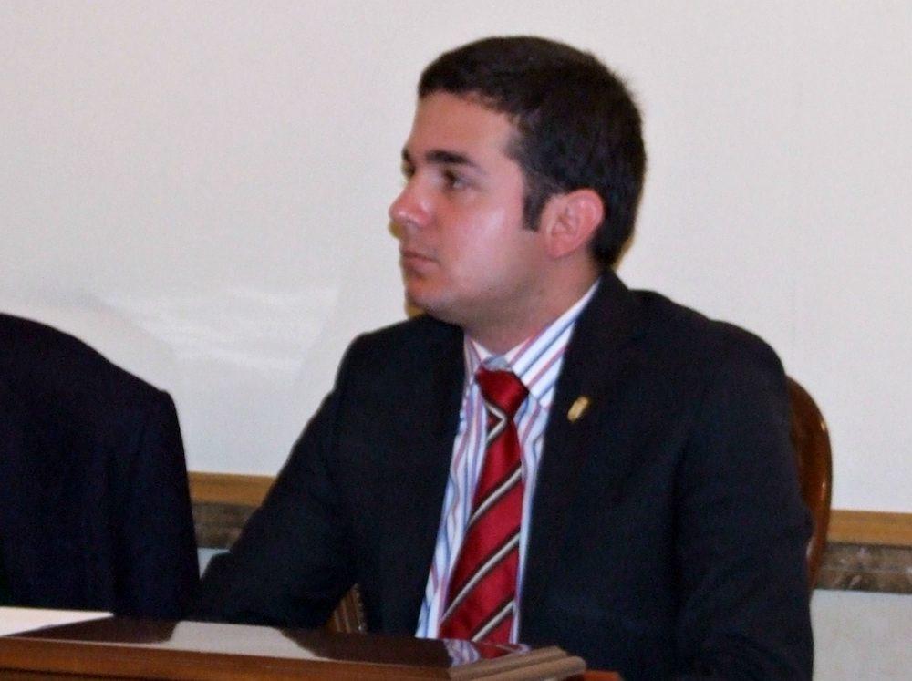 Vicente Pla Vaello Concejal PP Ontinyent