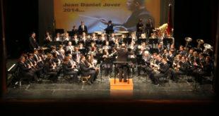 L'Agrupació Musical Ontinyent celebrava dissabte el seu concert de Santa Cecília