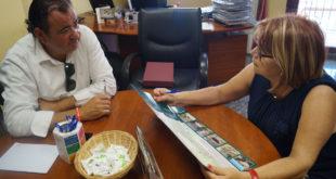 Diputació ajudarà a El Palomar a ampliar el seu polígon industrial i créixer com a municipi