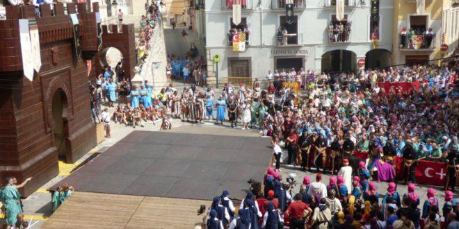 Cultura aprova iniciar la declaració BIC dels actes de les Ambaixades i la Baixà del Crist d'Ontinyent