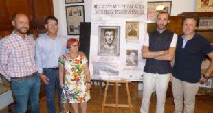 El Teatre Echegaray acull un espectacle homenatge a Miguel Hernández
