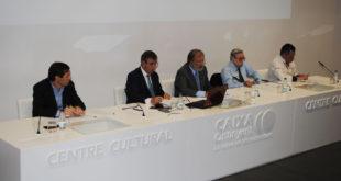 L'Assemblea General de Caixa Ontinyent aprova els comptes del 2016