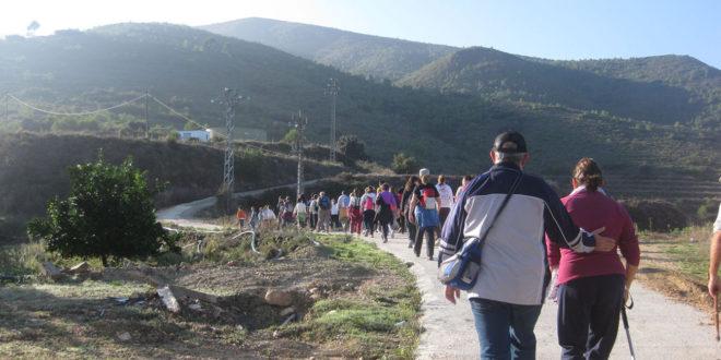 """Les rutes d""""Entre Muntanyes"""" arriben a Montitxelvo i Bèlgida"""