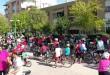 Bicicletada reivindicativa a les festes del Llombo