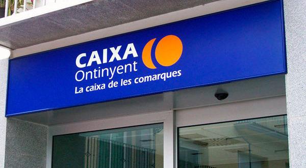 Caixa Ontinyent acorda amb altres entitats no cobrar comissió per retirada d'efectiu