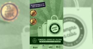 """La Campanya """"Compra a casa"""" repartirà enguany 4.700 euros en premis a l'Olleria"""