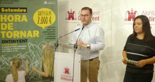2.000 euros en xecs-regal per als clients dels comerços d'Ontinyent