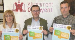 """L'associació SOC presenta la campanya comercial """"Primavera al carrers d'Ontinyent"""""""