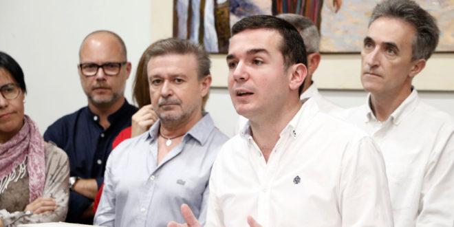Vicent Pla, candidat a president de la Societat de Festers