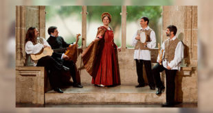 """""""Capella de Ministrers"""" acosta la música de la Cort Aragonesa a Ontinyent"""