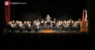 5 peces musicals s'estrenen durant el concert del Mig Any Fester d'Ontinyent