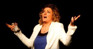 Continua el III Circuit Cafè Teatre d'Ontinyent amb Carola Maldonado