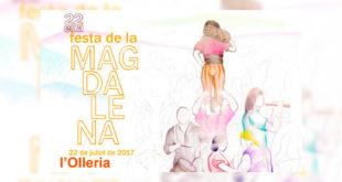 L'Olleria celebra la XXII Festa de la Magdalena el pròxim 22 de juliol