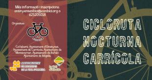 Cap de setmana de Cicloruta a la Vall d'Albaida