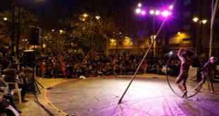 La companyia Circ Xic esgota les invitacions al Festival de Circ i Teatre d'Ontinyent