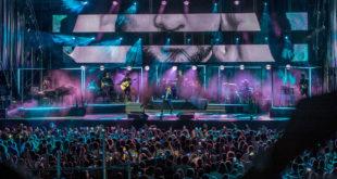 150.000 watts de llum i 80.000 de so en el concert de Bisbal a Ontinyent