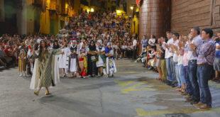 Jaume Ferrero i Lucía Insa guanyen el Concurs de Caps d'Esquadra 2017