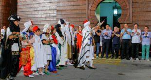 Nataxa Calabuig i Josep Moral guanyen el Concurs de Cap d'Esquadra Infantil d'Ontinyent
