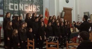 """Els """"Infants de Sant Josep"""" d'Ontinyent, primer premi juvenil del certamen de nadales de l'Orxa"""
