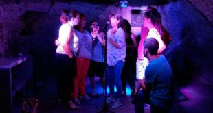 Conclou el curs de monòlegs amb una festa de fi de curs presentada per Maria Juan
