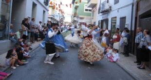 La 40a Festa de les Danses de la Vall d'Albaida reunirà els 18 grups de la comarca a Quatretonda