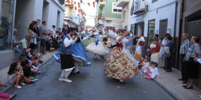 La Pobla del Duc celebrarà la Festa de les Danses després de ser ajornada per la pluja